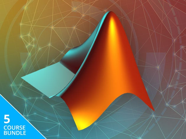Master machine learning and data analysis with this MATLAB training