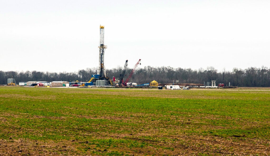 fracking haynesville shale