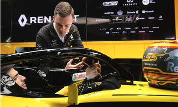 Formula 1 racing teams have intense recruitment programs for engineers