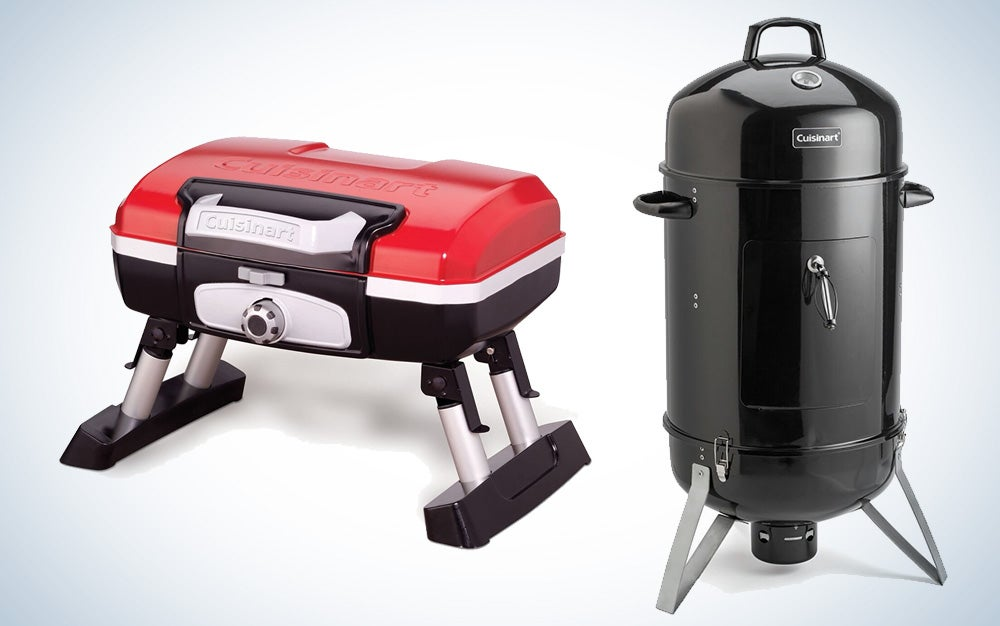 Cuisinart grilling gear and accessories