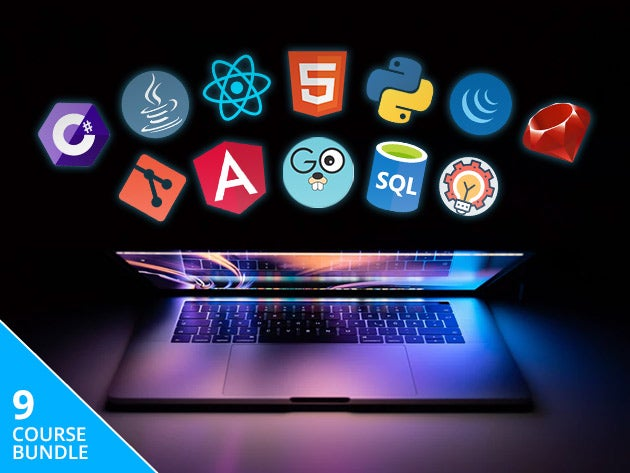 Pay what you want for 120 hours of beginner-friendly coding courses