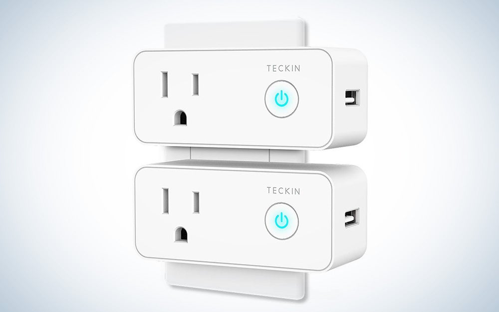 Teckin smart outlets