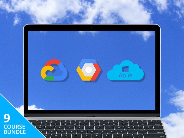 Get into cloud computing with this extensive certification training