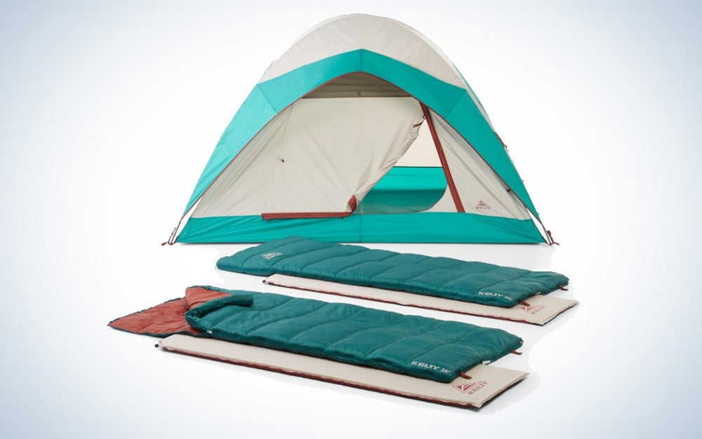 KeltyDiscovery 2-Person Camp Bundle
