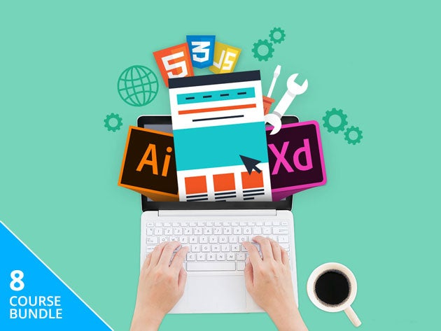 Learn the art and science of UI/UX design with this in-depth training
