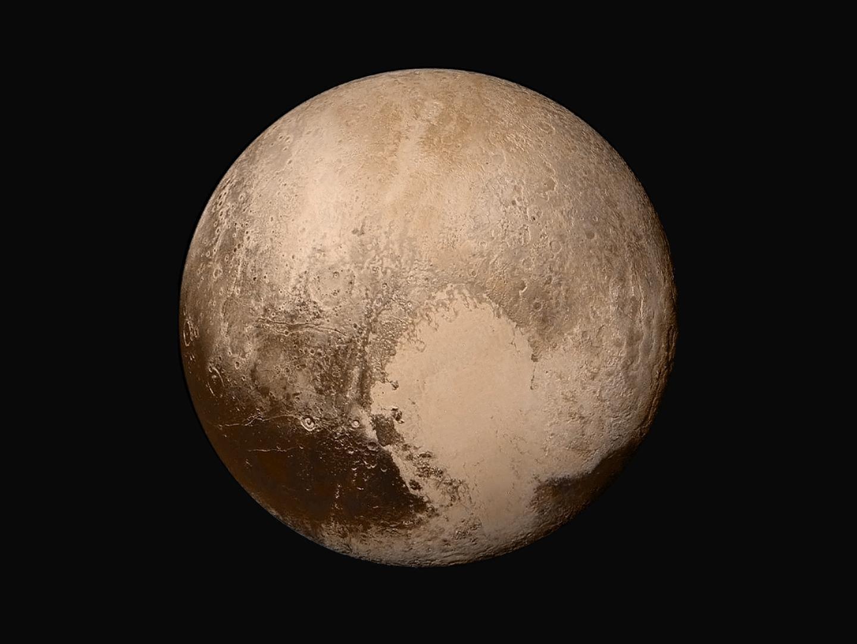 How Pluto keeps its secret ocean warm