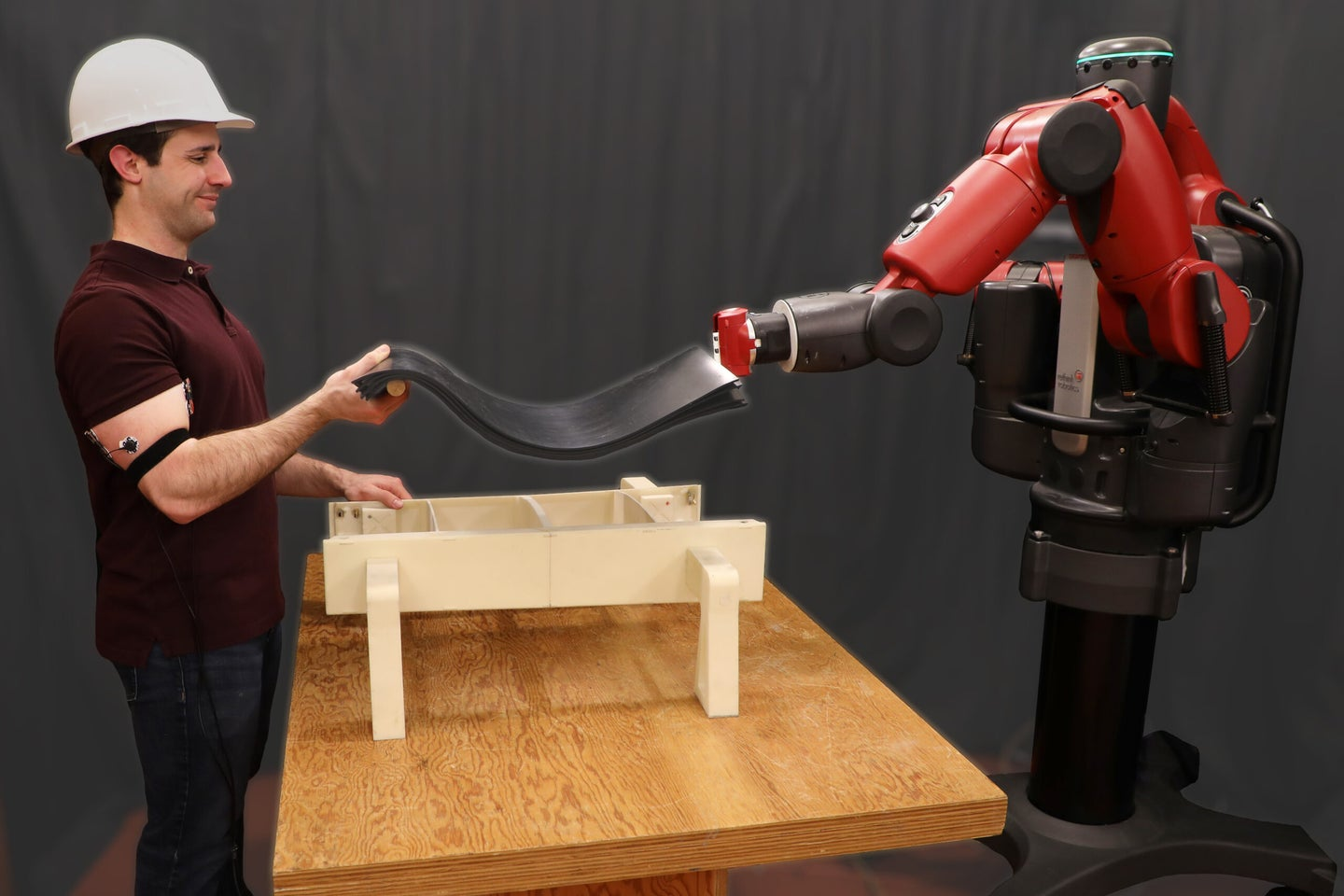 MIT's new robot takes orders from your muscles