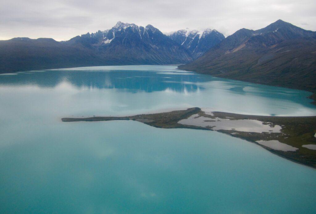 turquoise lake mulchatna river