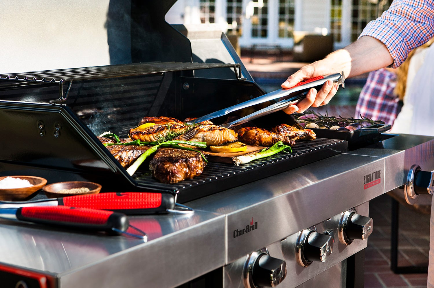 Infrared is the most forgiving way to grill. Here's how it works