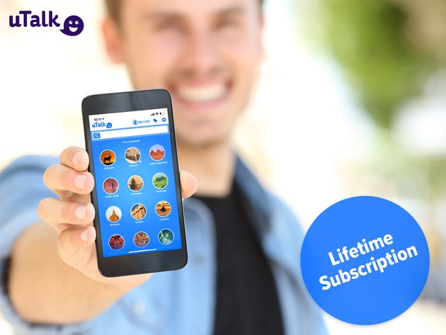 uTalk helps you master the wide world of languages on any device