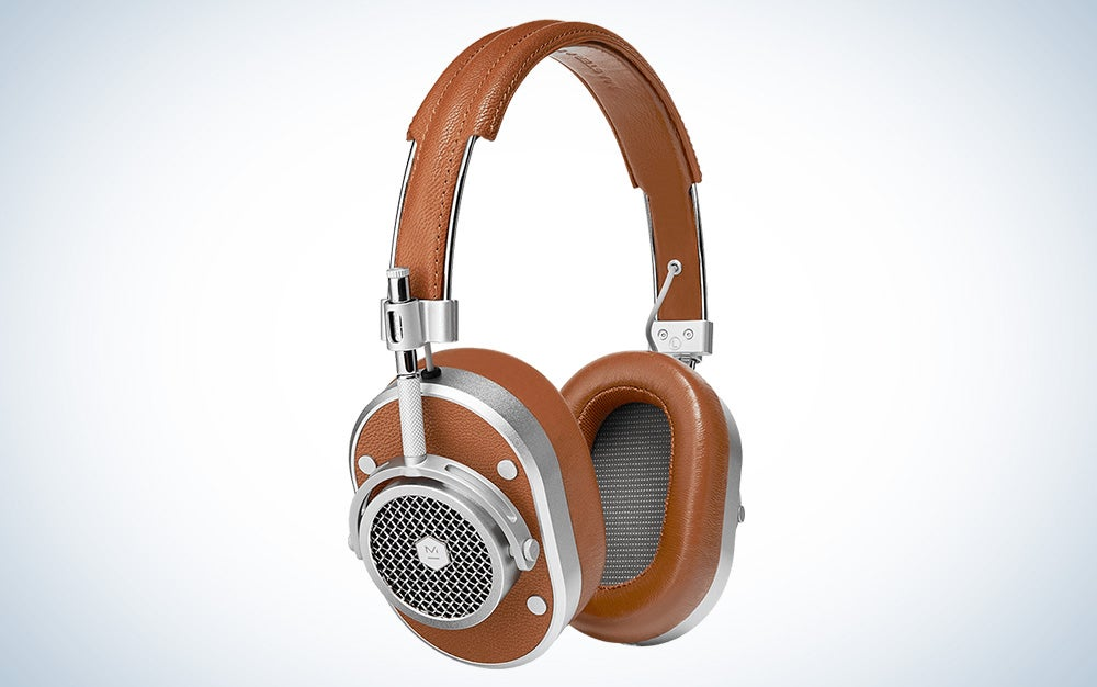 Master and Dynamic MH40 headphones