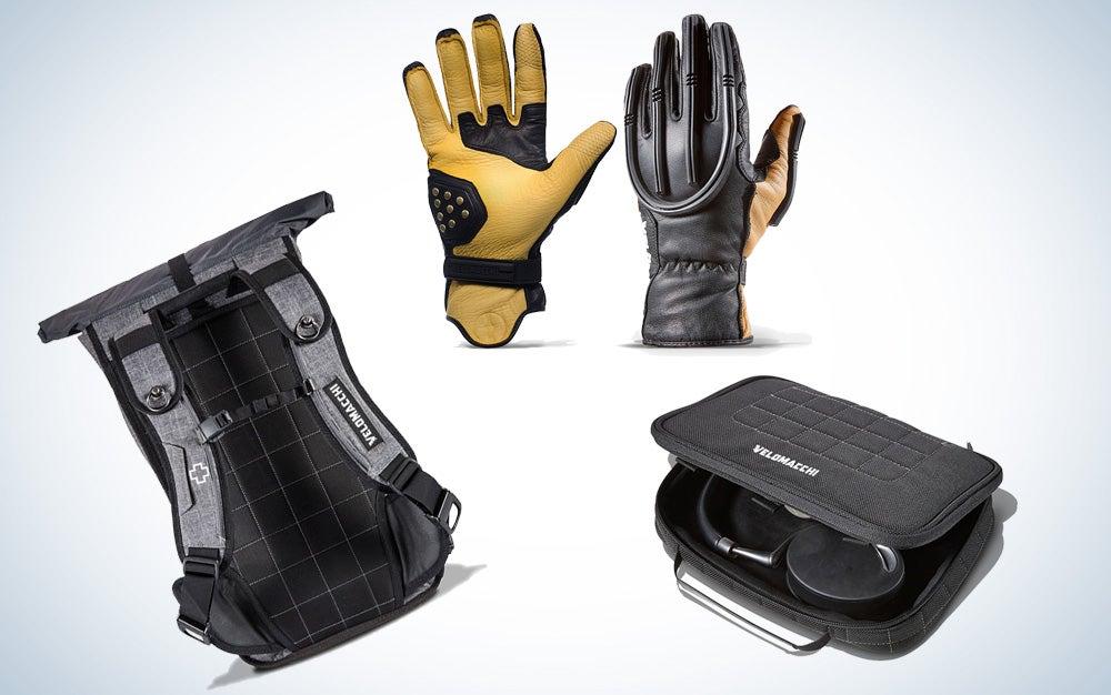 Velomacchi motorcycle gear