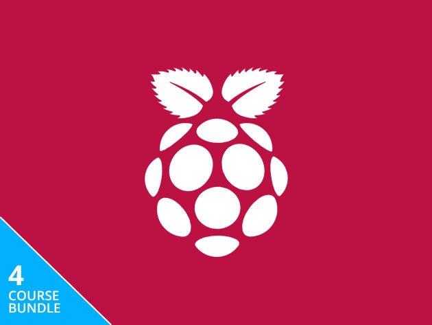 The Complete Raspberry Pi and Alexa A-Z Bundle