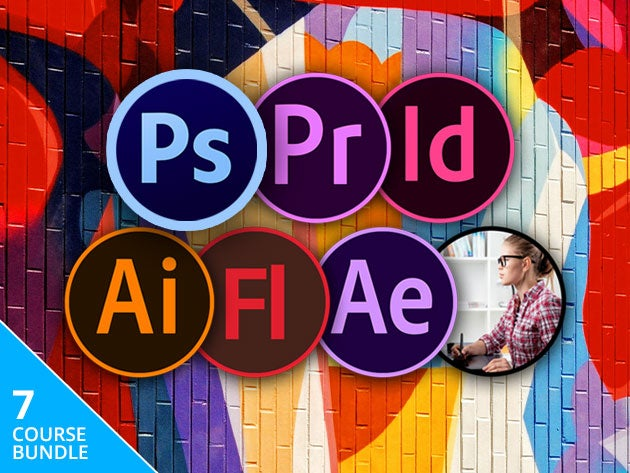 The Complete Adobe CC Training Bundle