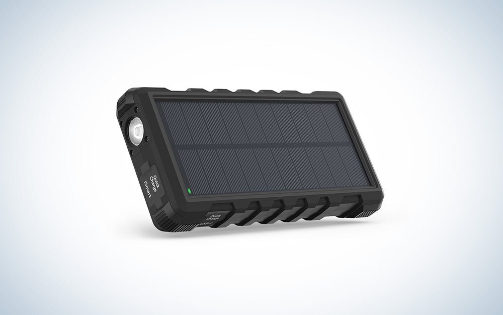 RAVPower Waterproof Solar Charger