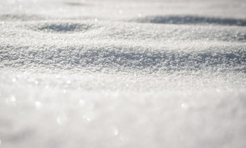 Snow might be the next clean energy source