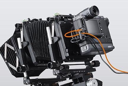 Fujifilm  GFX 100 bellows