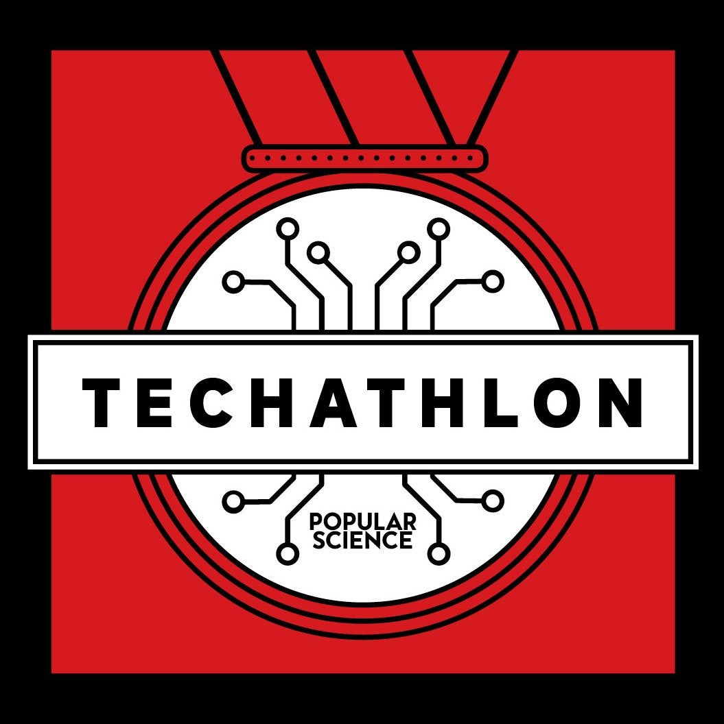 Techathlon podcast: Hot dogs, tech trivia, and our greatest hits so far