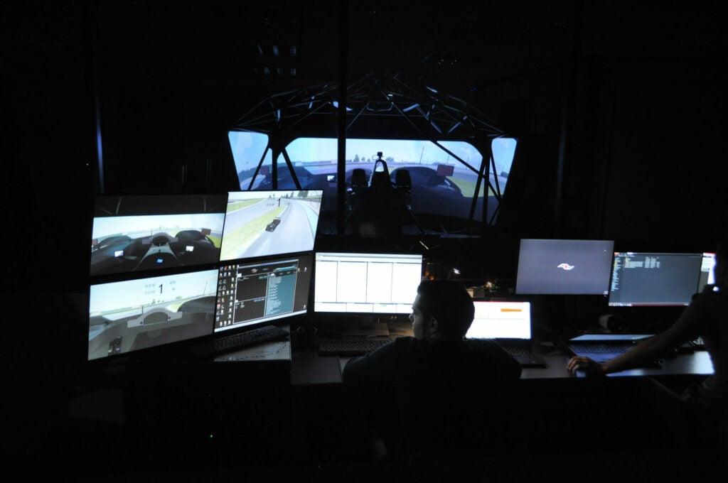 ACO Simulator