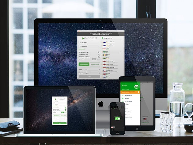 Get award-winning online protection for under $50 with Private Internet Access VPN