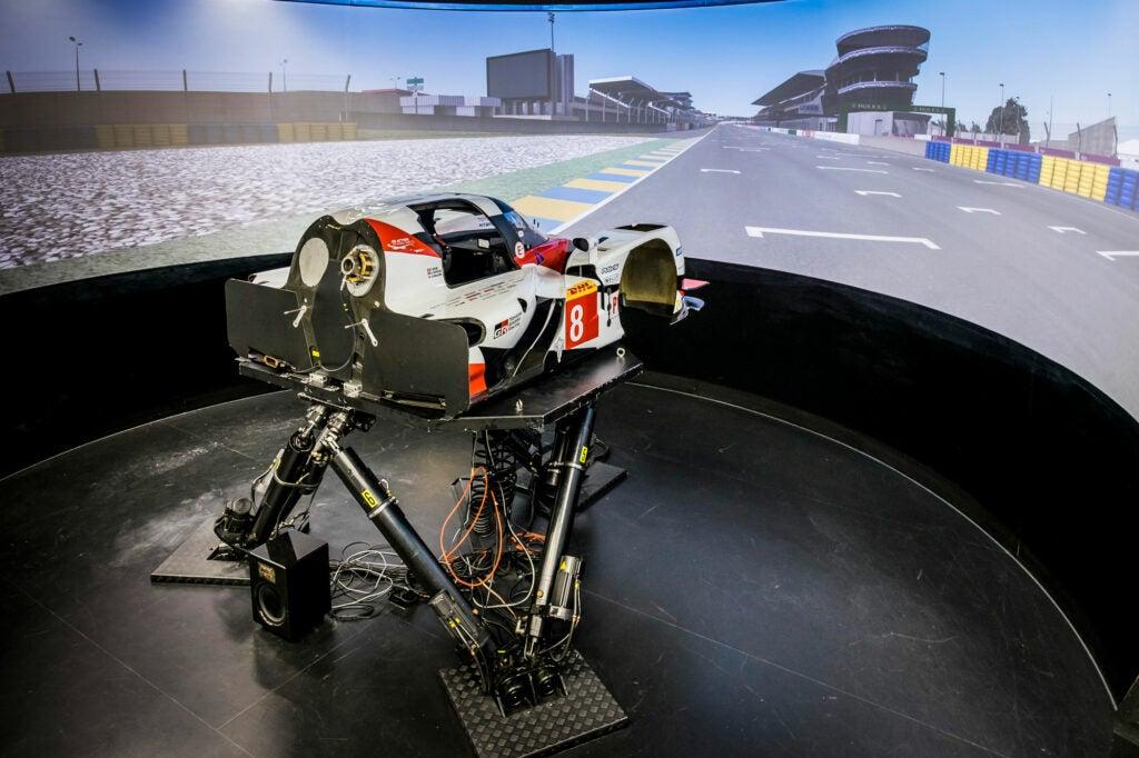 Toyota simulator