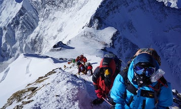 The increase in Everest deaths may have nothing to do with crowds or waiting