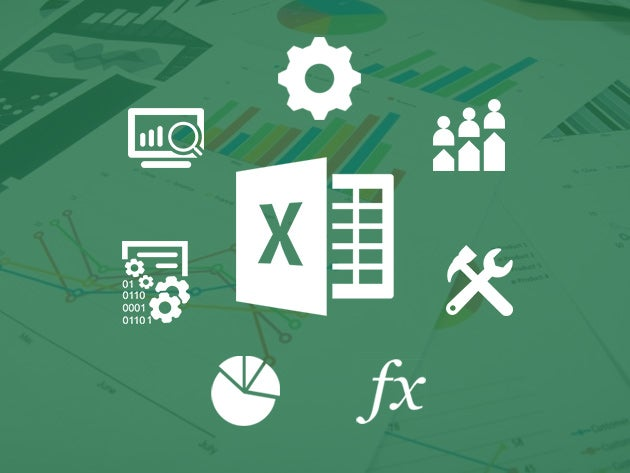 Learn Microsoft Excel from a to z with 45 hours of certification training