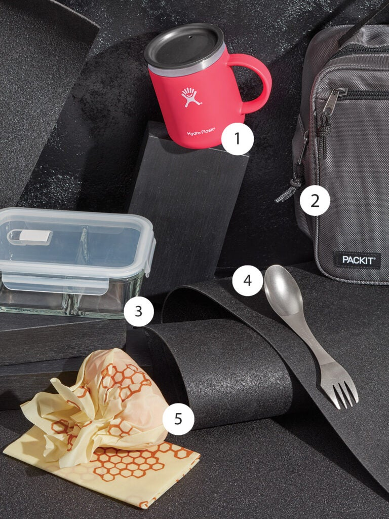 reusable lunch items