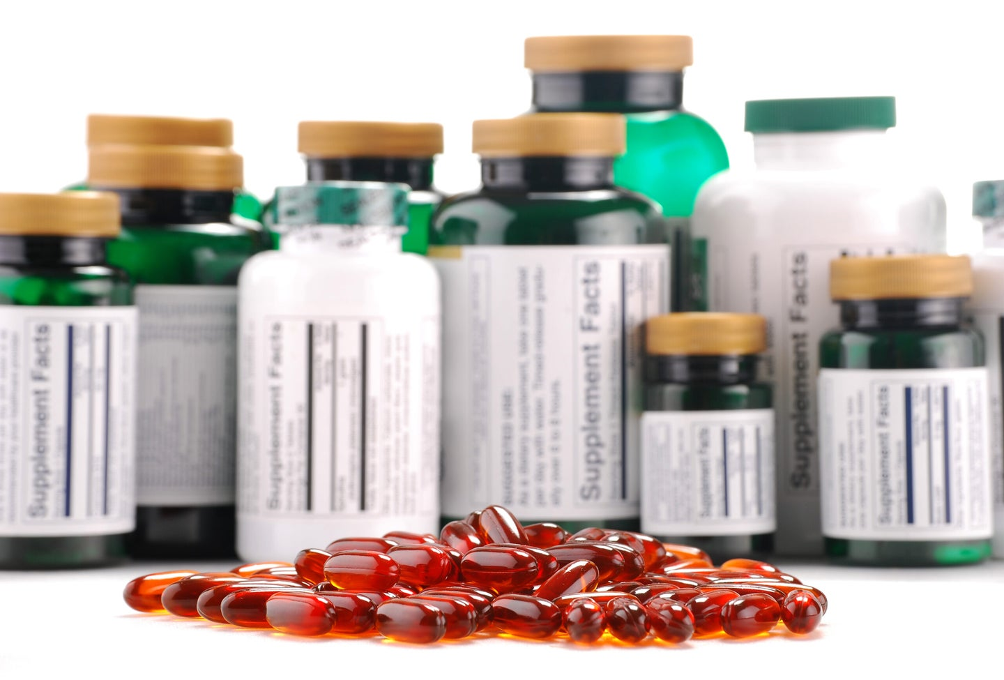 Common dietary supplements linked to miscarriages in rodents