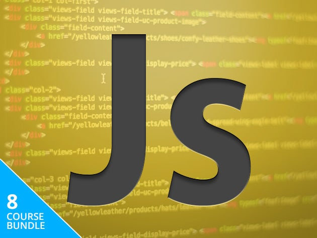 Become a JavaScript Jedi with 42 hours of video training for $31