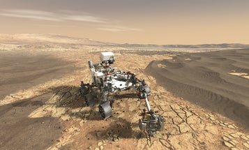 NASA's 2020 rover will search Mars for signs of life