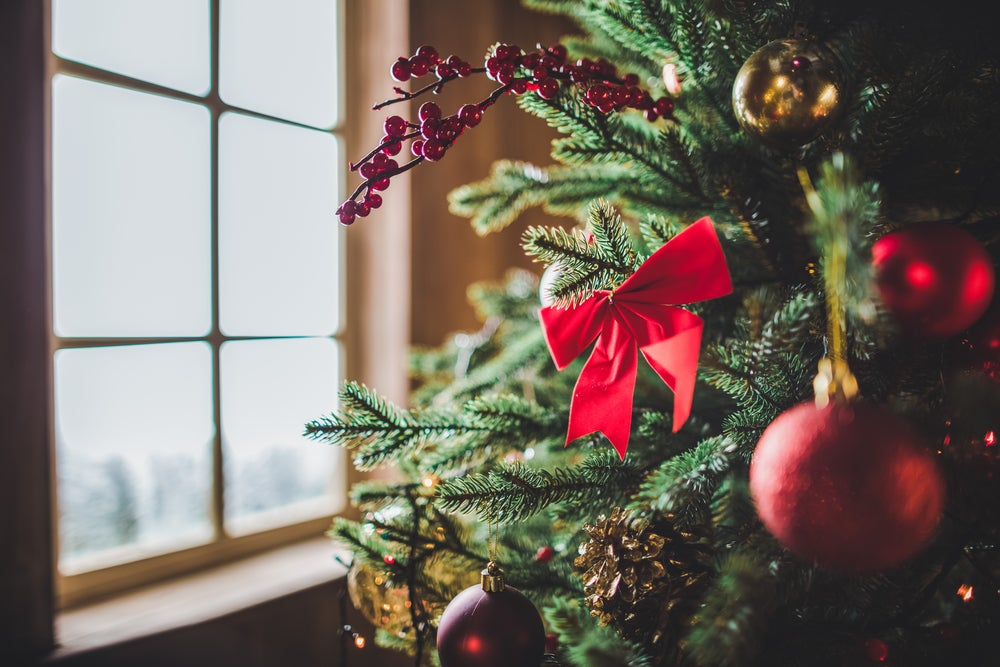 How to keep a Christmas tree fresh for as long as possible