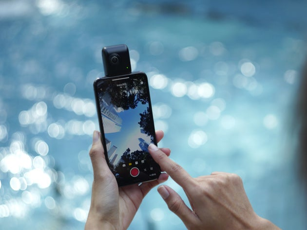 This iPhone accessory lets you take amazing 360-degree videos