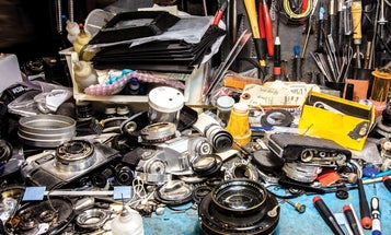 Inside New York City's vanishing community of repair shops