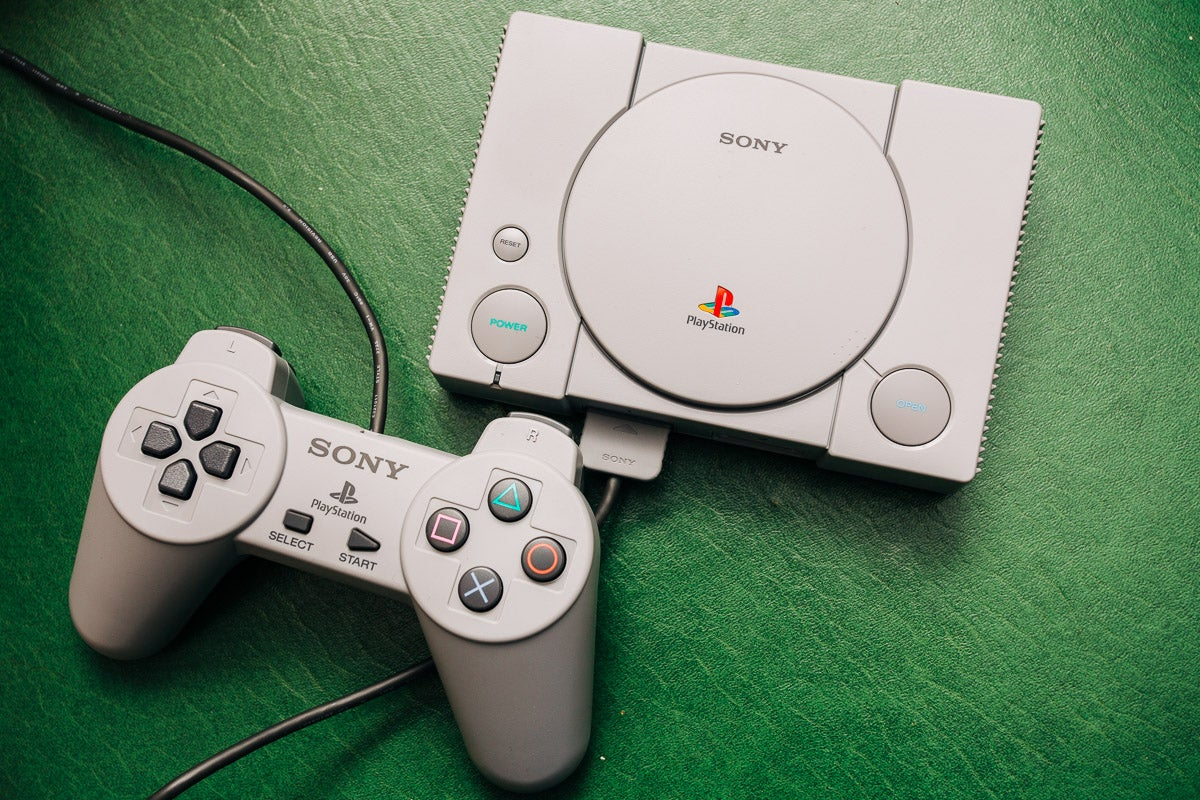 Sony's PlayStation Classic brings us closer to video game nostalgia saturation