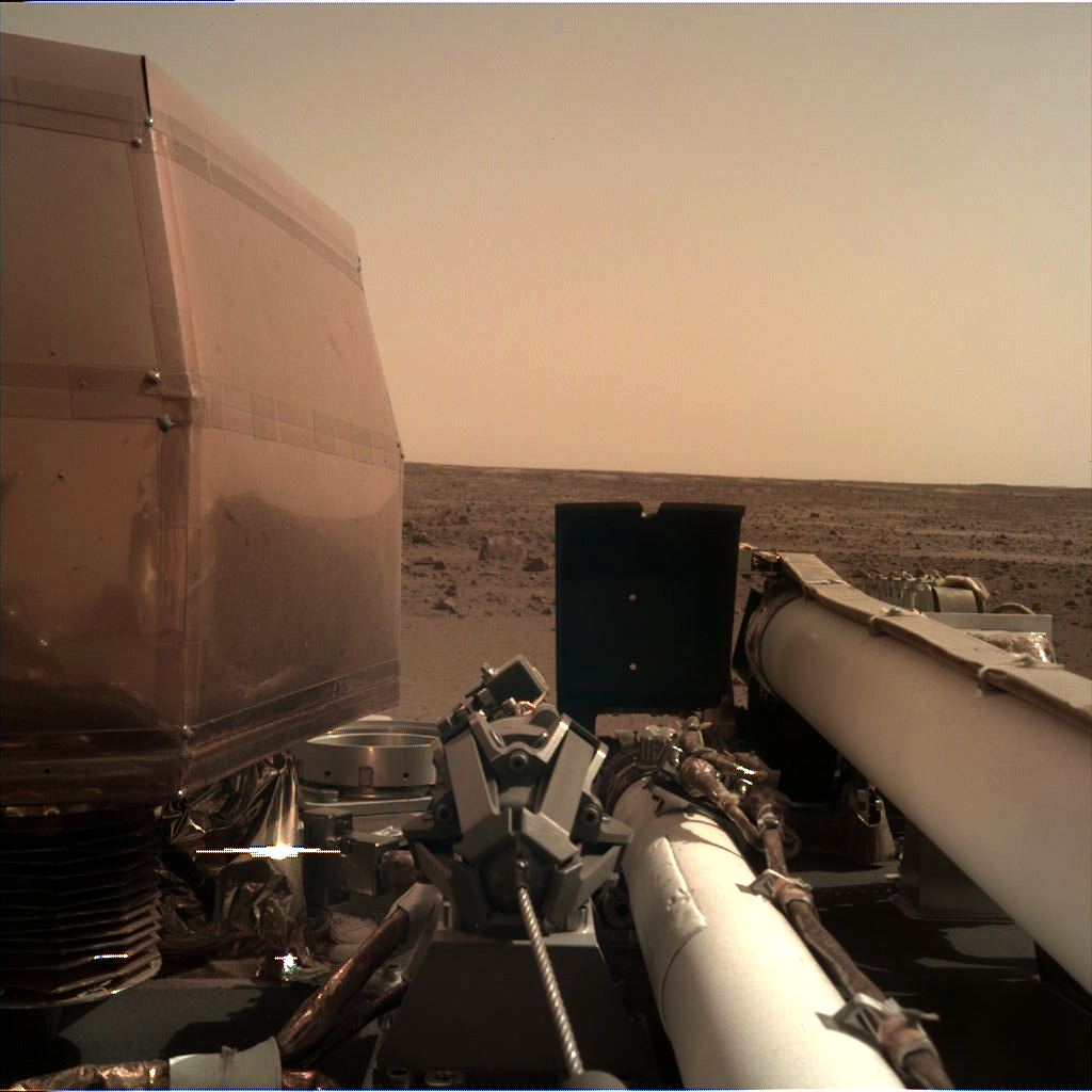 NASA's InSight lander is basically about to play an epic claw game on Mars