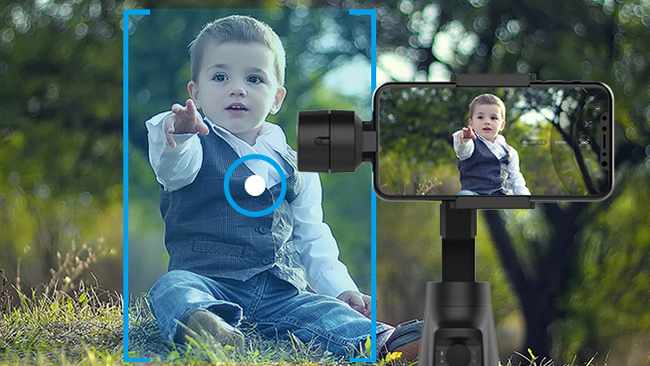 The MOZA Mini-MI Gimbal is a useful gadget to gift this season