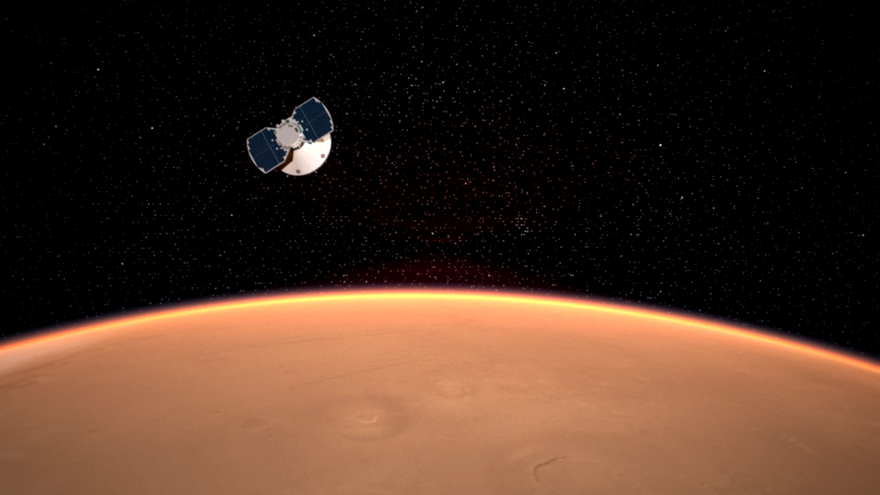 NASA's InSight lander survived 'seven minutes of terror' to touch down on Mars