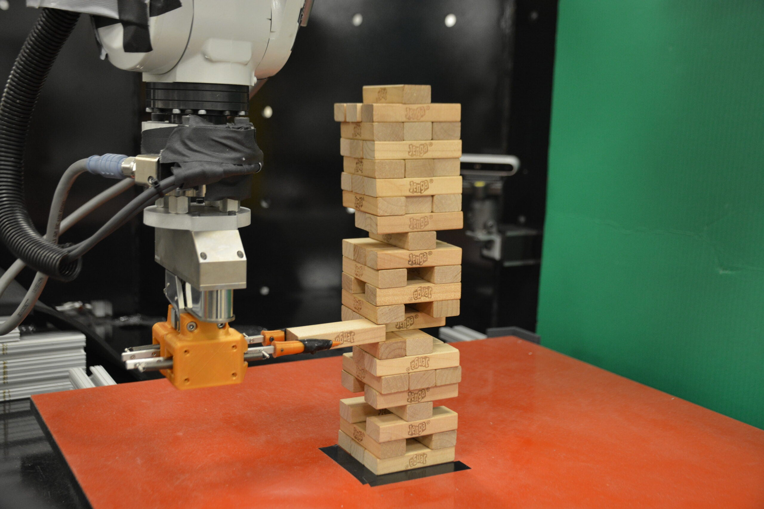 MIT is teaching a robot to beat you at Jenga