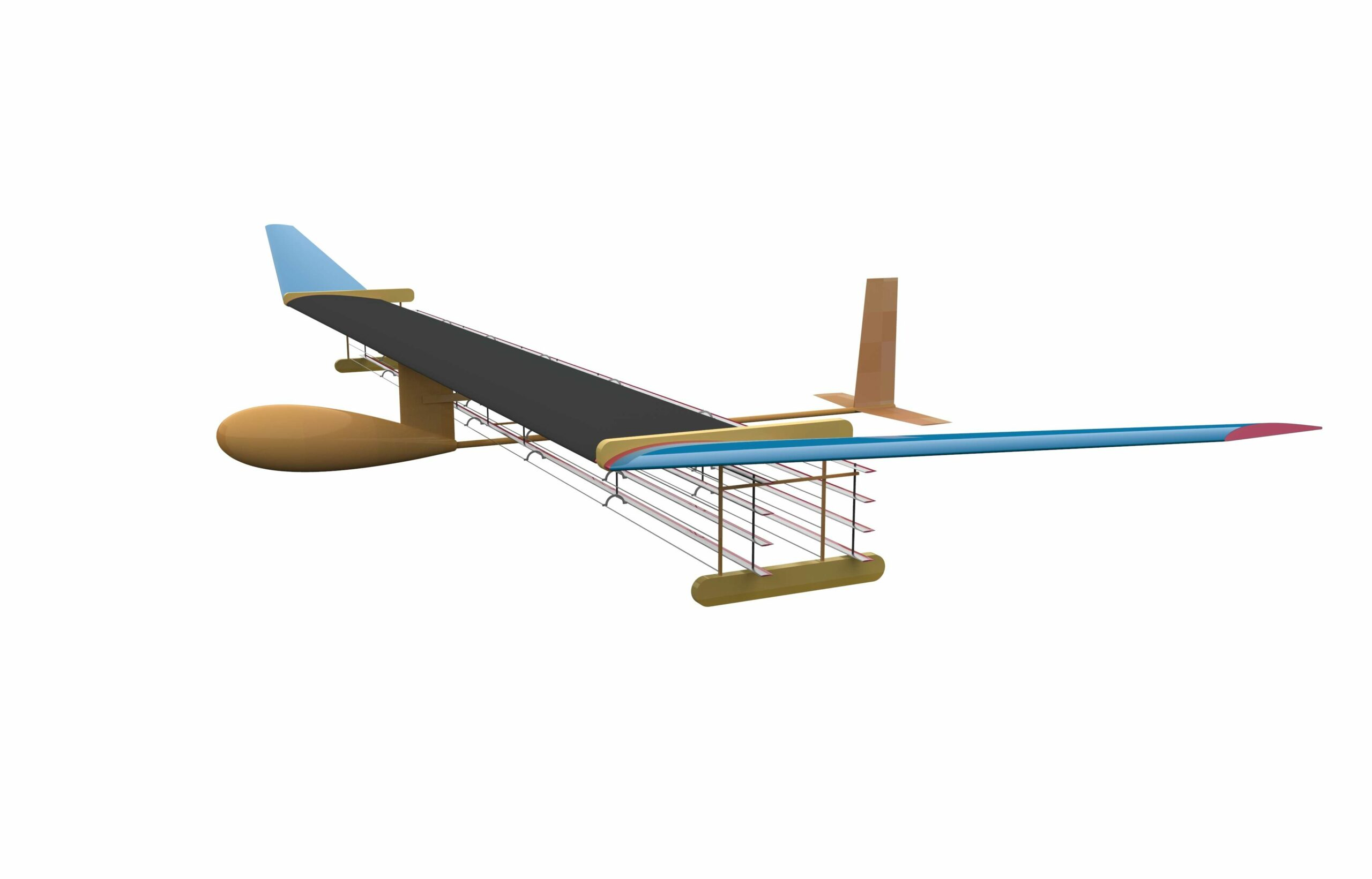 This new 'ion drive' airplane flew straight out of science fiction