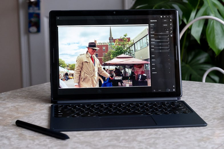 The Google Pixel Slate mixes great hardware with a slight identity crisis