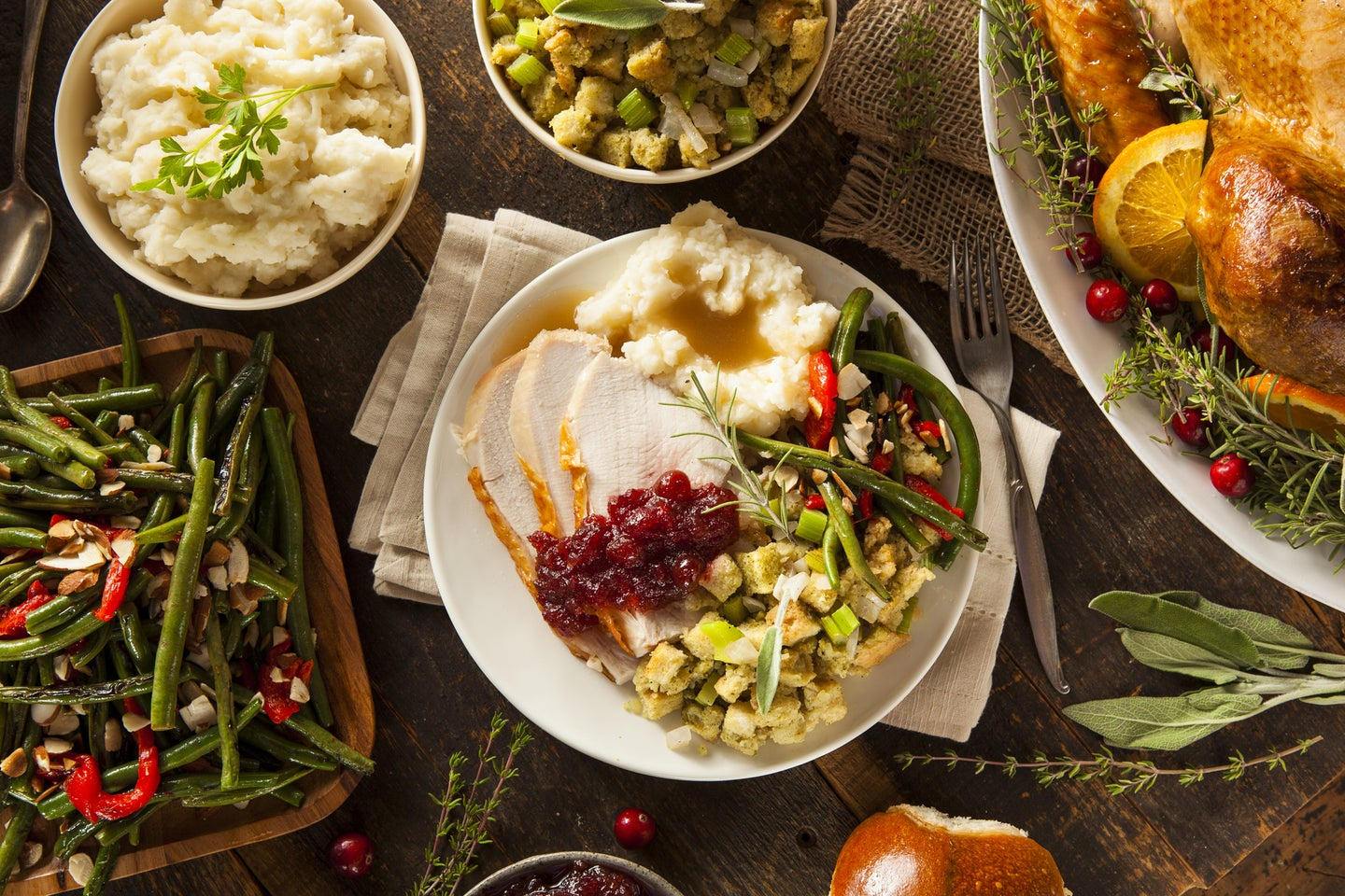How to eat less this Thanksgiving