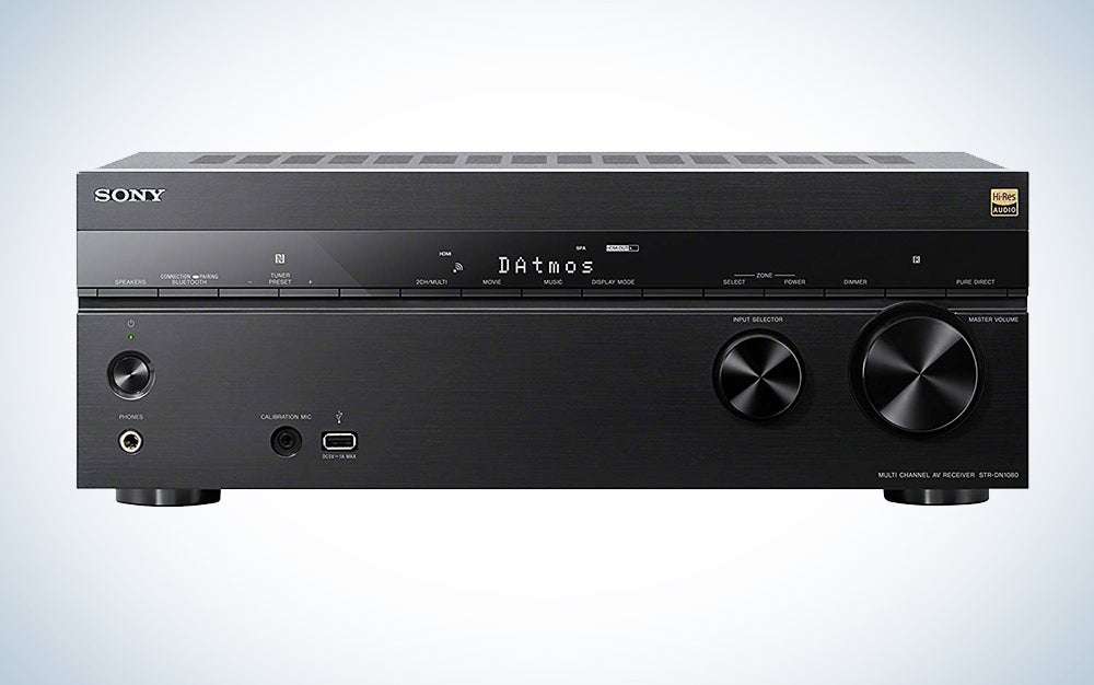 Sony 7.2 Channel receiver