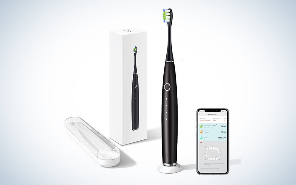 Oclean electric toothbrush