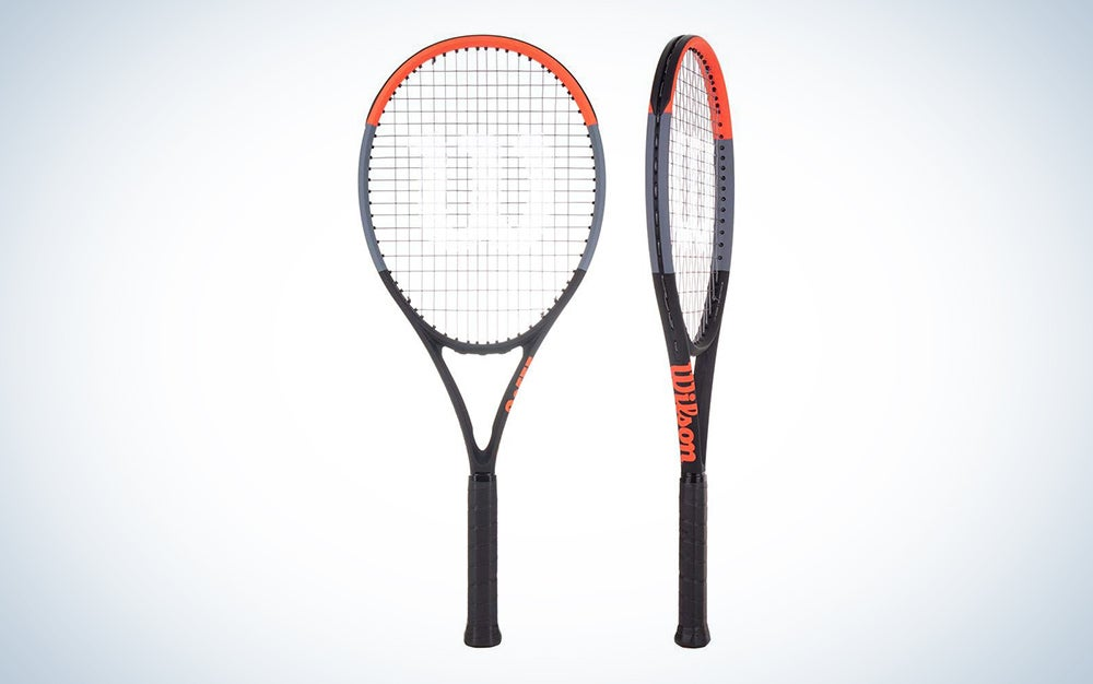 Wilson Clash tennis racket