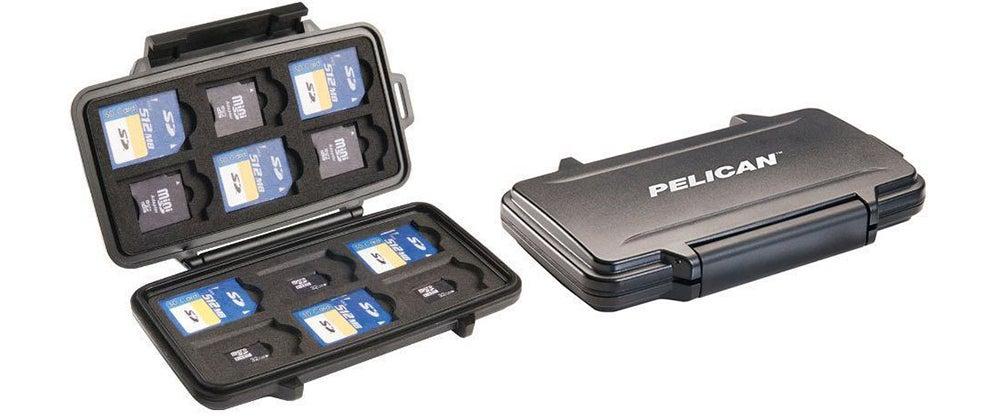Pelican 0915 SD Memory Card Case