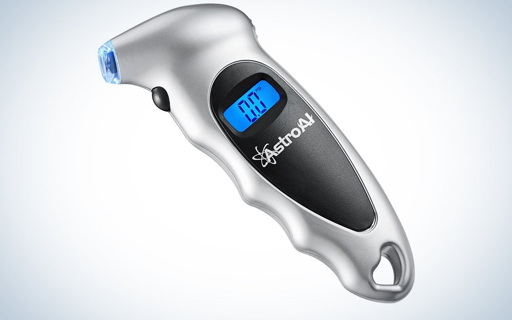 AstroAI digital tire pressure