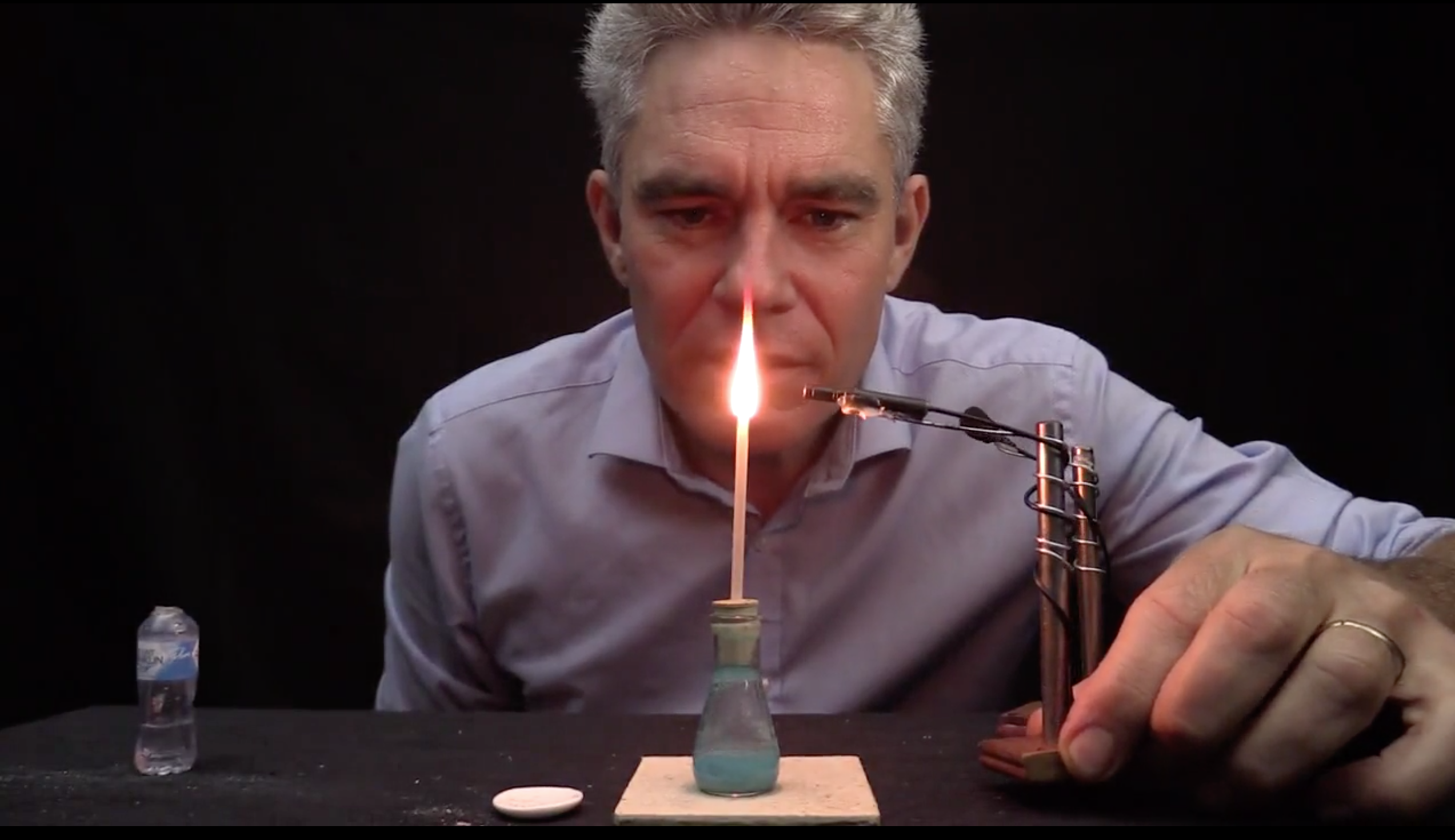 Listen to the soothing sounds of an explosive ASMR experiment