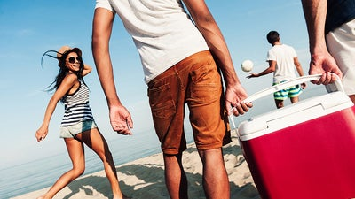 Chill coolers to keep your beverages and food cold