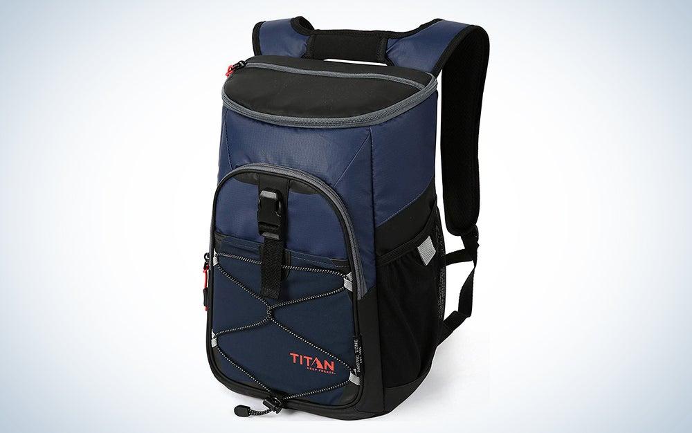 Arctic Zone Titan Deep Freeze Backpack Cooler